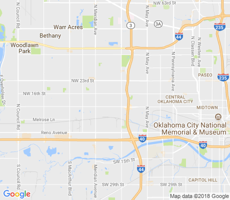 map of Corbin Hills apartments for rent