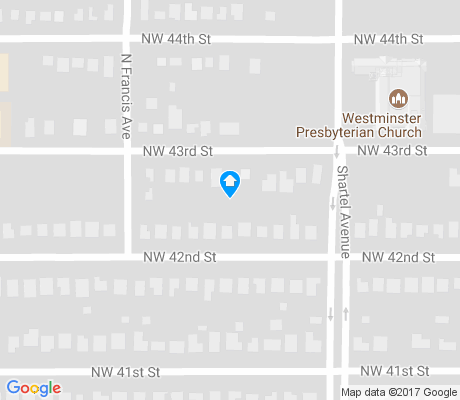 map of Douglas Edgemere apartments for rent
