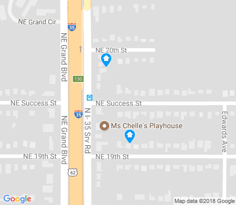 map of Edwards Community apartments for rent