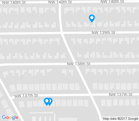 map of Meadowcreek apartments for rent