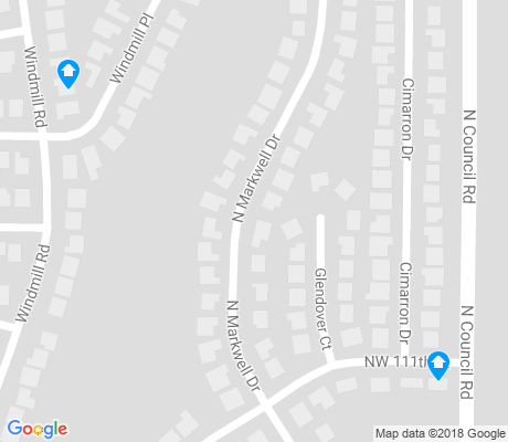 map of Ole Windmill Estates apartments for rent