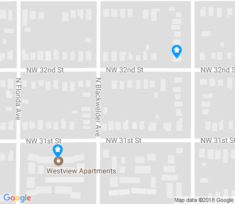 map of Original Military Park apartments for rent