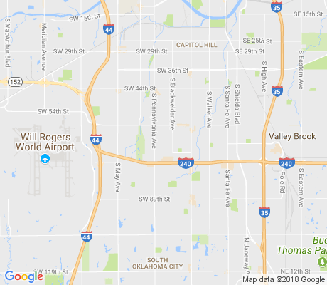 map of Prairie Queen apartments for rent