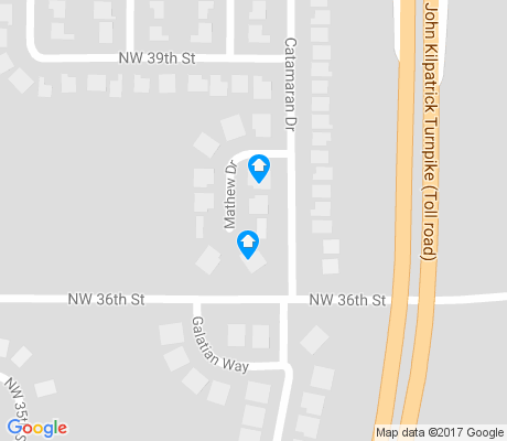 map of Stonebridge West apartments for rent