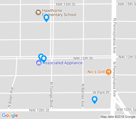map of Youngs-Englewood apartments for rent