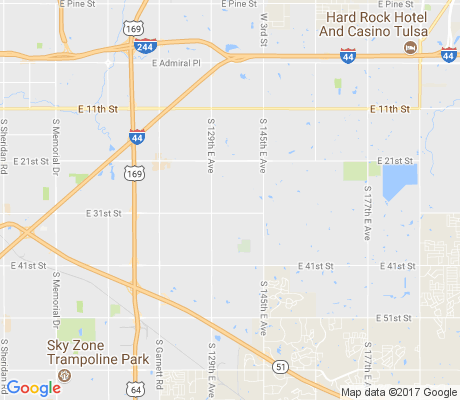 map of Eastpark apartments for rent