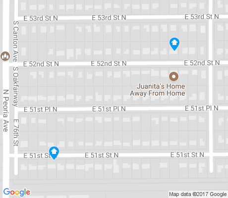 map of North Ridge apartments for rent