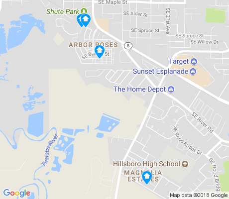 South Hillsboro Hillsboro Apartments for Rent and Rentals - Walk Score