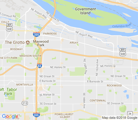 map of Russell apartments for rent