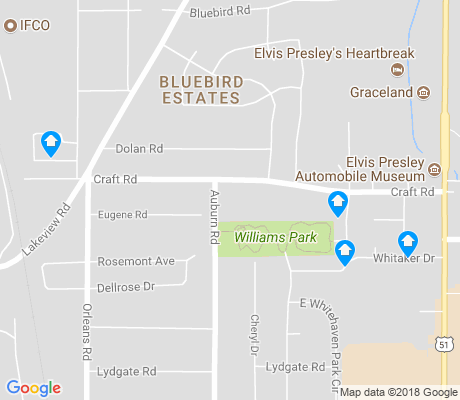 map of Mt. Pisgah Concerned Citizens apartments for rent