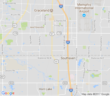 map of Richmond Colony apartments for rent