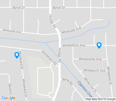 map of Whiteville - Alice Neighborhood Watch apartments for rent