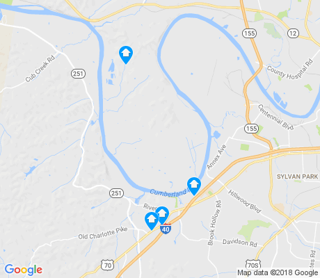 map of Whites Bend apartments for rent