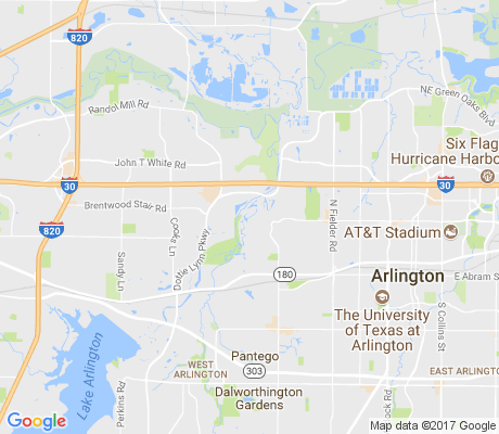 map of Interlocken apartments for rent