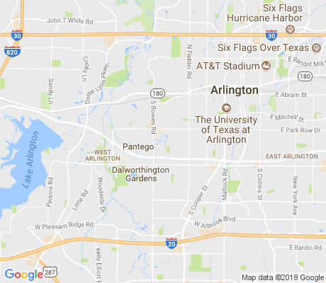 map of Lakewood apartments for rent