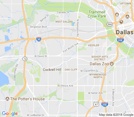 map of Beverly Hills apartments for rent