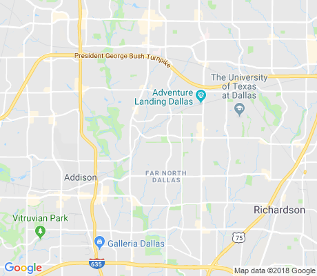 map of Campbell Green apartments for rent