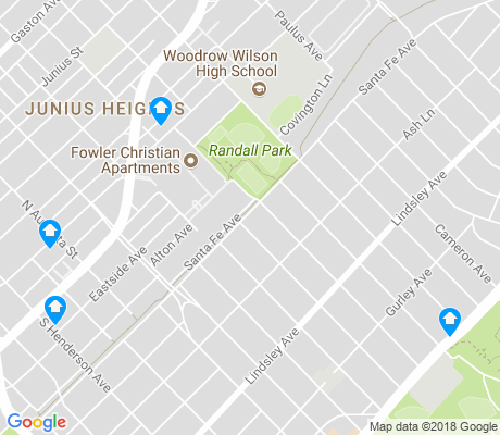 map of Mount Auborn apartments for rent