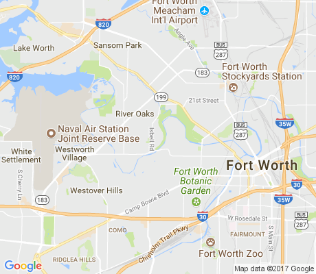 map of Brookside apartments for rent