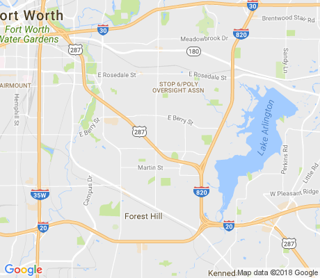 map of Eastwood Pleasant Glade apartments for rent