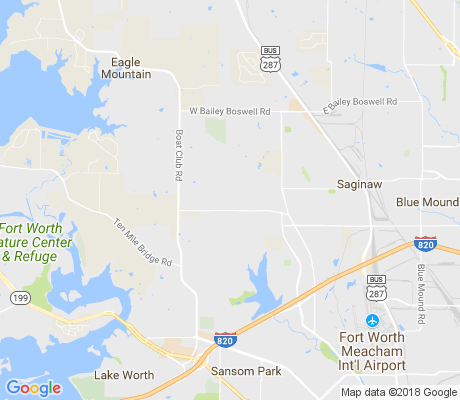 map of Marine Creek Hills apartments for rent