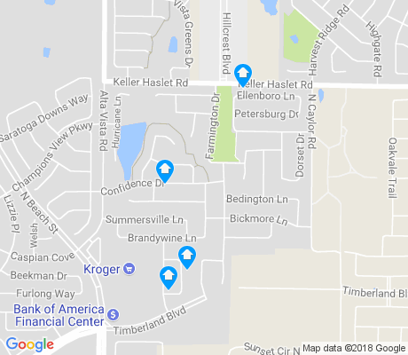 map of McPherson Ranch apartments for rent