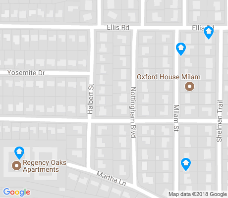 map of Ryanwood apartments for rent