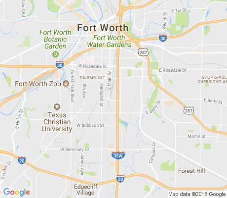 map of West Morningside apartments for rent