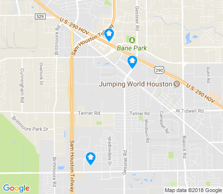 map of Carverdale apartments for rent