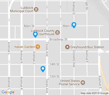 Downtown Lubbock Apartments for Rent and Rentals Walk Score