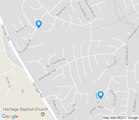 map of Silverdale apartments for rent