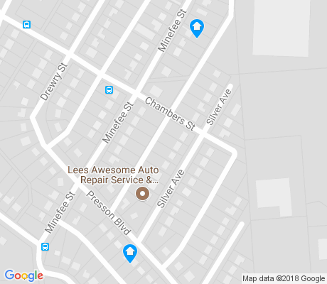 map of Bellemeade apartments for rent