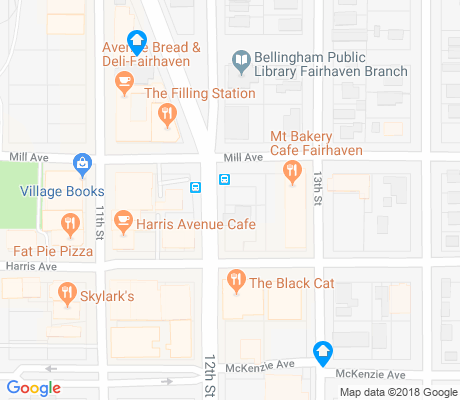 map of Fairhaven apartments for rent