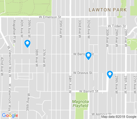map of Briarcliff apartments for rent
