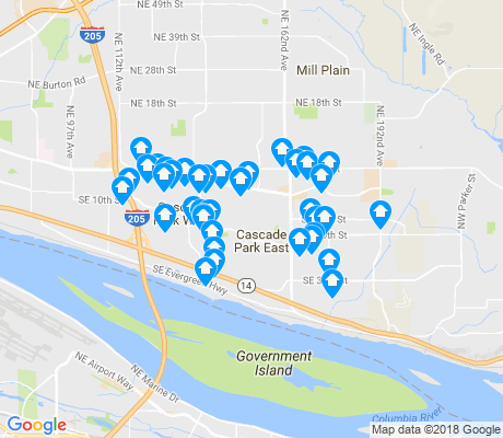 map of 98683 apartments for rent