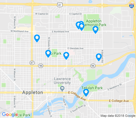 Appleton Apartments for Rent and Appleton Rentals Walk Score