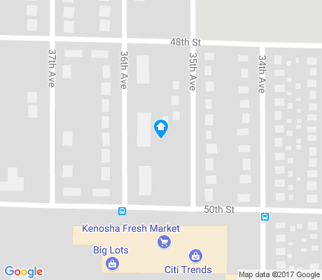 map of Wilson apartments for rent