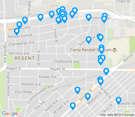 map of 53726 apartments for rent