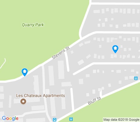 map of Sunset Village apartments for rent