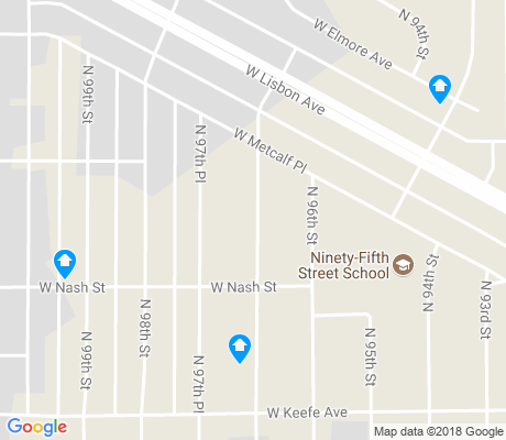 map of Golden Valley apartments for rent