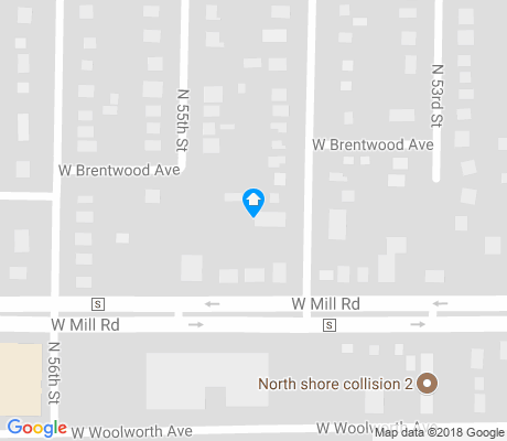 map of Graceland apartments for rent