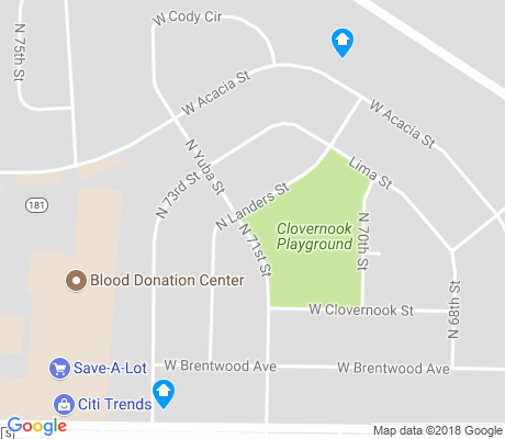 map of Menomonee River Hills East apartments for rent