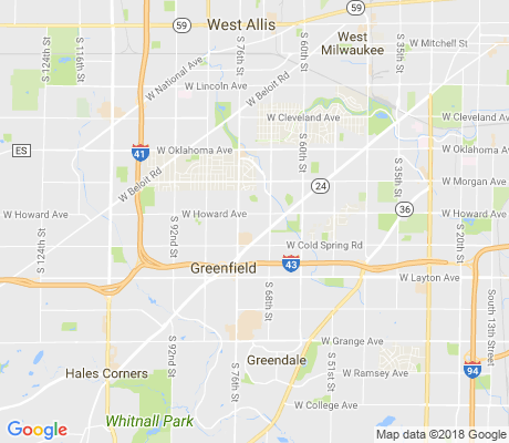 map of Red Oak Heights apartments for rent