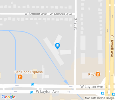 map of Town of Lake apartments for rent