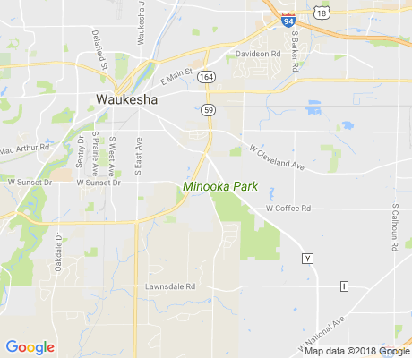 map of Minooka Parkway Estates apartments for rent