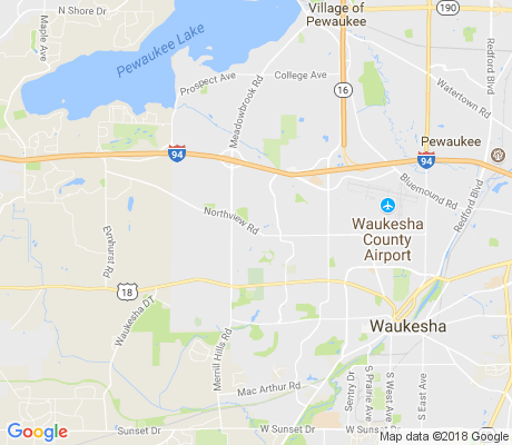 map of Rolling Ridge South apartments for rent