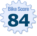Bike Score of 1118 West Barry Avenue Chicago IL 60657