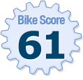 Bike Score of 2143 North Nordica Avenue Chicago IL 60707