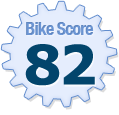 Bike Score of 2450 North Seminary Avenue Chicago IL 60614