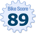 Bike Score of 2630 West Evergreen Avenue Chicago IL 60622